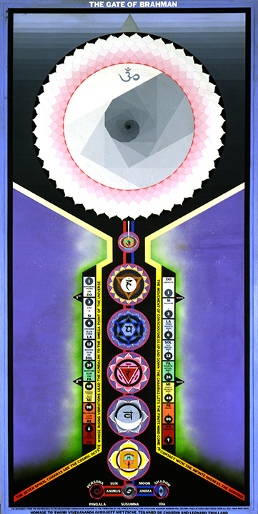 THE COSMIC OCTAVE, 1970